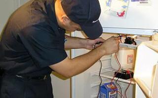 як полагодити випарник в холодильнику