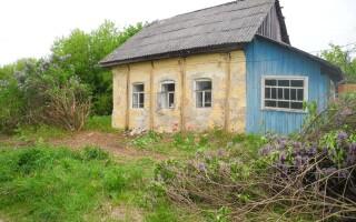 як відремонтувати старий будинок в селі