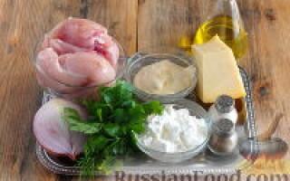 Котлети з ковбаси вареної з сиром і картоплею