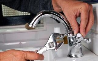 як відремонтувати кран водопровідний
