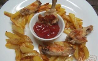 Мармит для картоплі фрі fabristeel fss