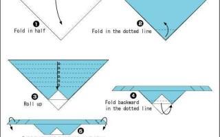 Як зробити окуляри з паперу