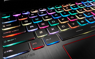 Як зробити підсвічування клавіатури на ноутбуці