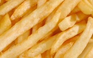 Як зробити картоплю фрі як в Макдональдсі