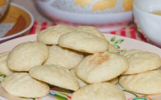 Як зробити печиво в мікрохвильовці