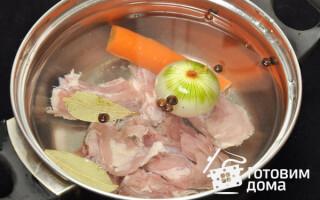 Цибулевий суп пюре з картоплею