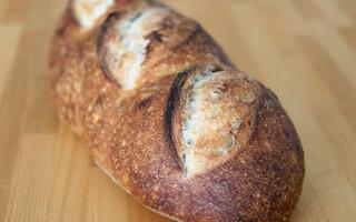 Хліб на рідкої заквасці рецепт