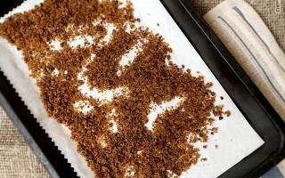 Земля з бородинского хліба рецепт