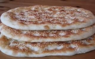 Турецький хліб ПІДЕ рецепт