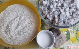 Кисло солодкий латвійський хліб рецепт