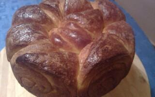Болгарський хліб рецепт з фото