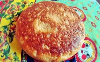 Рецепт житнього хліба в мультиварці