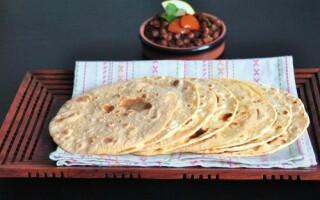 Індійський хліб чапати рецепт з фото