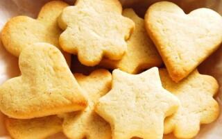 Як зробити тісто для печива