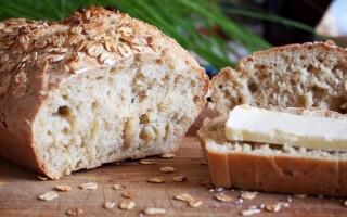 Вівсяний хліб в мультиварці рецепти з фото крок за кроком