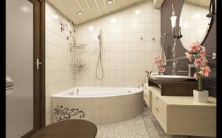 Як зробити гідроізоляцію у ванній