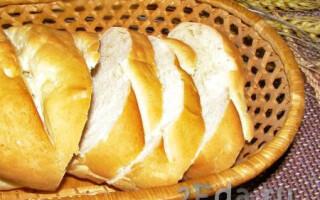 Рецепт хліба з пресованими дріжджами