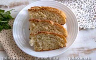 Бездріжджовий хліб на сметані в духовці рецепт