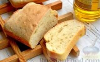 Рецепт хліба на пиві