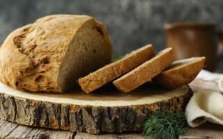 Хліб від якого не повніють рецепт