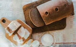Рецепт білоруського хліба
