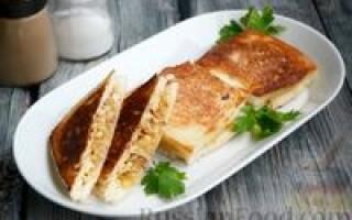 Рецепти з білого хліба