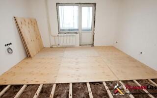 як відремонтувати дерев'яна підлога в квартирі