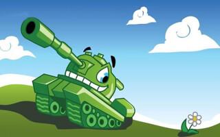 Як зробити танк з паперу