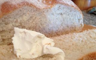 Спекти хліб за рецептом Бертін