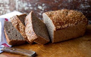 Кето хліб з льняної муки рецепт