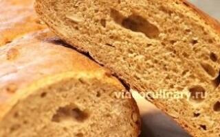 Рецепти бабусі емми хліб