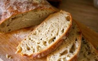 Рецепт хліба покроково