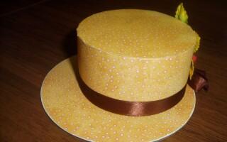 Як зробити капелюх