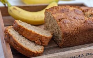 Рецепт бананового хліба прикол