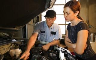 як полагодити машину