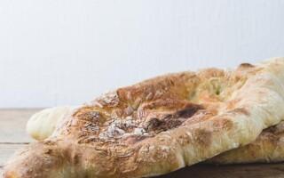 Рецепт хліба шоті лаваш