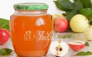 Як зробити яблучний сік