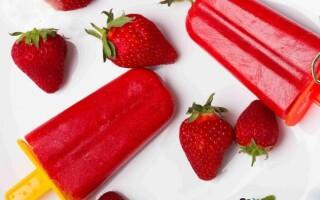 Як зробити фруктовий лід