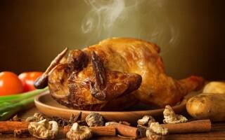 Як зробити курку гриль в духовці