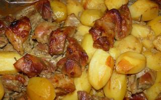 Що можна приготувати з картоплі цибулі і моркви