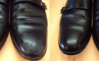 як відремонтувати взуття рідкої шкірою