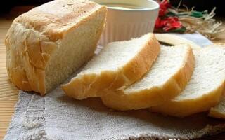Рецепт білого хліба в домашніх умовах відео