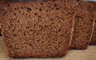 Тарталетки з чорного хліба рецепт