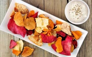 Як зробити фруктові чіпси