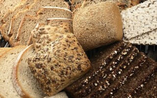 Низькокалорійний хліб рецепт в духовці