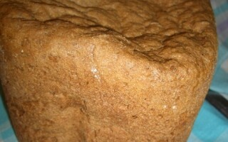 Хліб з квасним суслом рецепт