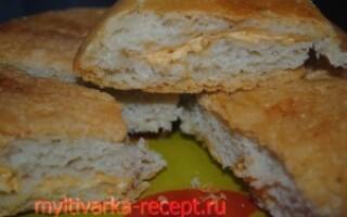 Хліб в мультиварці Філіпс рецепти з фото крок за кроком