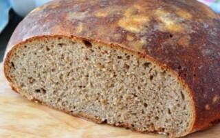 Хліб столичний рецепт
