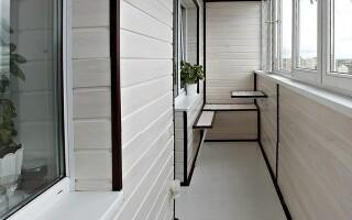 Як зробити балкон
