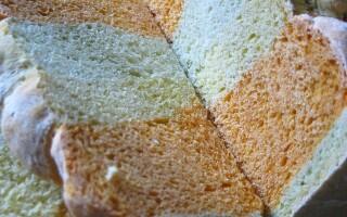 Кольорові хліба рецепт з закордону